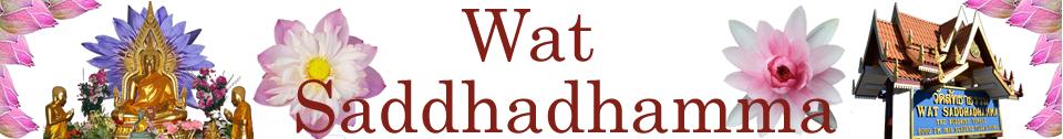 Wat Saddhadhamma